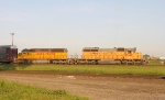UP 9890 and 3115